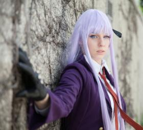 Kyoko Kirigiri from Dangan Ronpa worn by Artemis Moon