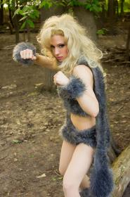 Ayla from Chrono Trigger