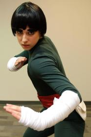 Rock Lee from Naruto worn by Susie