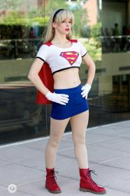 Supergirl from Justice League by Susie