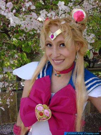 Sailor Moon from Pretty Guardian Sailor Moon