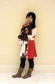 Yukimura Chizuru from Hakuouki Shinsengumi Kitan worn by MisotoSoup