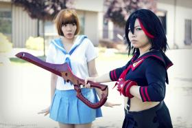 Matoi Ryuko from Kill la Kill worn by MisotoSoup