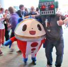 Teddie from Persona 4 worn by Atashi