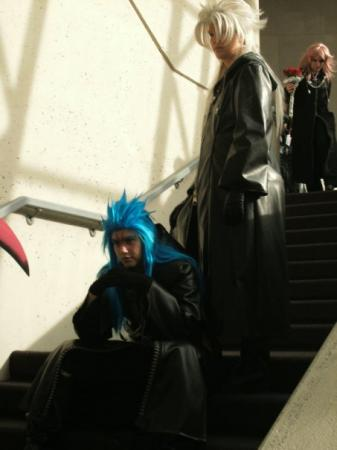 Saix from Kingdom Hearts 2