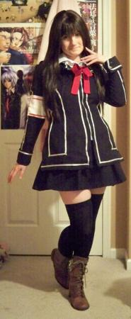 Yuuki Kuran from Vampire Knight worn by Ukraine