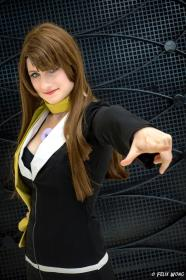 Mia Fey from Phoenix Wright: Ace Attorney worn by Ukraine