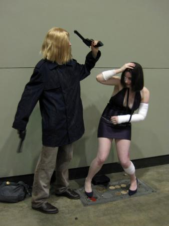 Eileen Galvin from Silent Hill 4