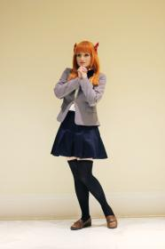 Chiyo Sakura from Monthly Girls' Nozaki-kun worn by Ukraine