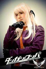 Kyoko Kirigiri from Dangan Ronpa by Ukraine