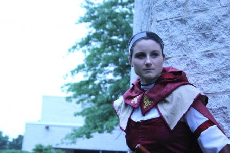 Claudia Auditore from Assassin's Creed Brotherhood worn by Ukraine