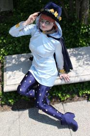 Holly Joestar Kira from JoJolion worn by Ukraine