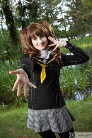 Rise Kujikawa from Persona 4 worn by Ukraine