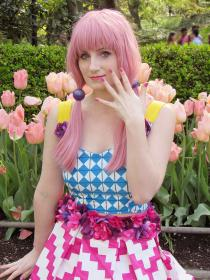 Yasuho Hirose from Jojo's Bizarre Adventure worn by Ukraine
