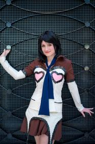 Maya Amano from Persona 2 worn by Ukraine