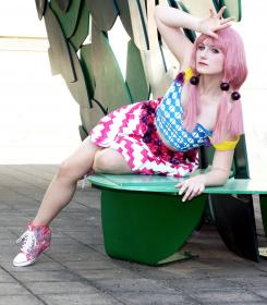 Yasuho Hirose from Jojo's Bizarre Adventure