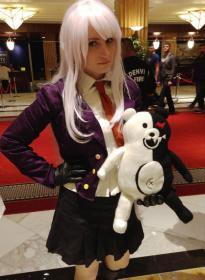 Kyoko Kirigiri from Dangan Ronpa