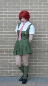 Mahiru Koizumi  from Super Dangan Ronpa 2 worn by Ukraine