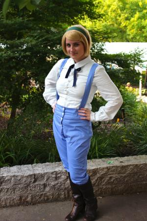 Ukraine from Axis Powers Hetalia worn by Ukraine