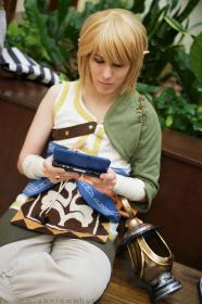 Link from Legend of Zelda: Twilight Princess by BloodyPirate