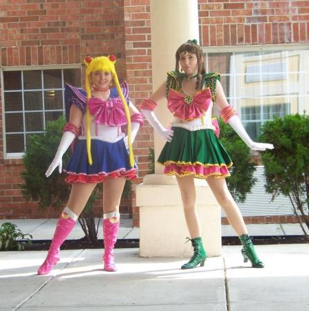 Sailor Jupiter from Sailor Moon Seramyu Musicals worn by Mazoku