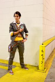 Handsome Jack from Borderlands 2 worn by OperatorJuiz