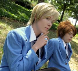 Tamaki Suoh from Ouran High School Host Club worn by OperatorJuiz