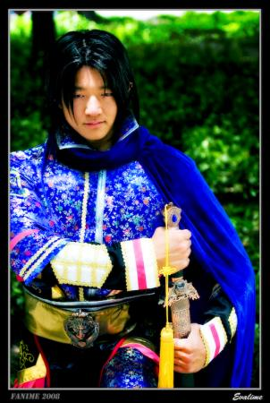 Cao Pi from Dynasty Warriors 5