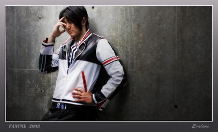 Kyo Kusanagi from King of Fighters: Maximum Impact 2 worn by LuffyXII