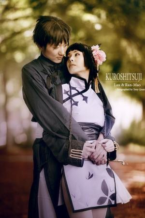 Lau from Black Butler worn by LuffyXII
