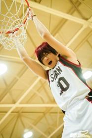 Taiga Kagami from Kuroko's Basketball