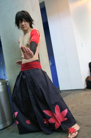 Shichika Yasuri from Katanagatari worn by LuffyXII