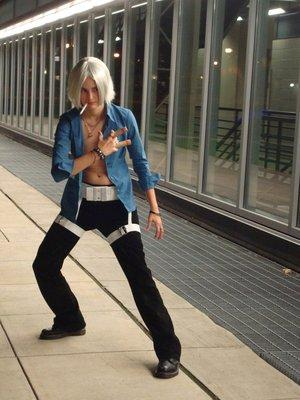 Hayato Gokudera from Katekyo Hitman Reborn!