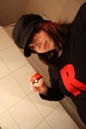 Team Rocket Member from Pokemon