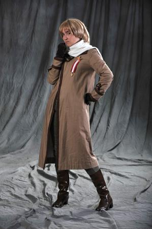 Russia / Ivan Braginski from Axis Powers Hetalia worn by Yucari