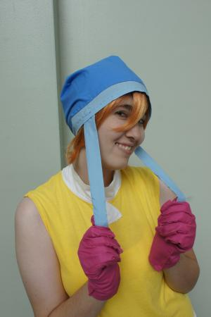 Sora Takenouchi from Digimon Adventure worn by Yucari