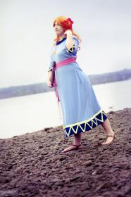 Marin from Legend of Zelda: Link's Awakening