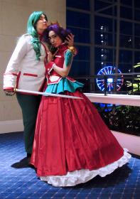 Saionji Kyouichi from Revolutionary Girl Utena worn by Yucari