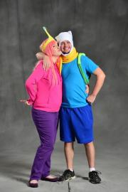 Princess Bubblegum from Adventure Time with Finn & Jake worn by Yucari