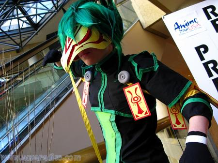 Sync the Tempest from Tales of the Abyss