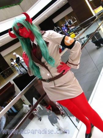 Scanty from Panty and Stocking with Garterbelt worn by Devious Tofu