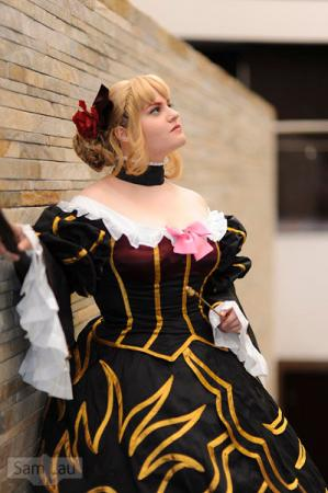 Beatrice from Umineko no Naku Koro ni worn by Luna Selene