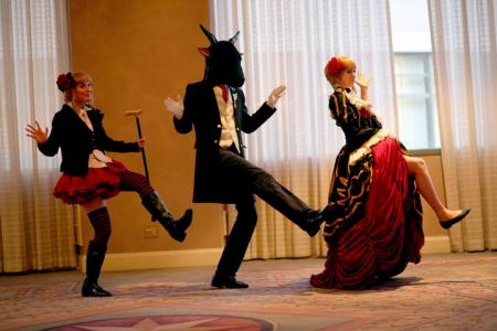 Goat Butler from Umineko no Naku Koro ni worn by rofltrain