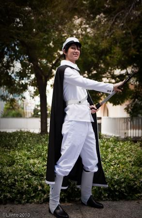 Isaki Kenji from Kongou Banchou worn by rofltrain