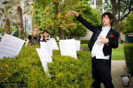 Shinichi Chiaki from Nodame Cantabile worn by rofltrain