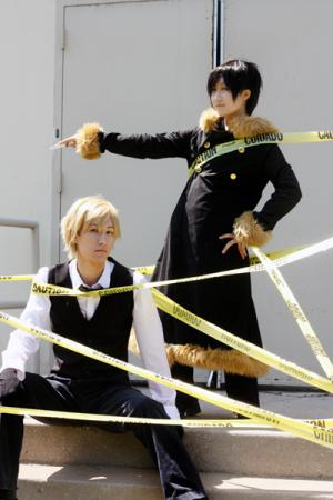 Shizuo Heiwajima from Durarara!! worn by rofltrain