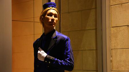 Theodore from Persona 3 worn by rofltrain
