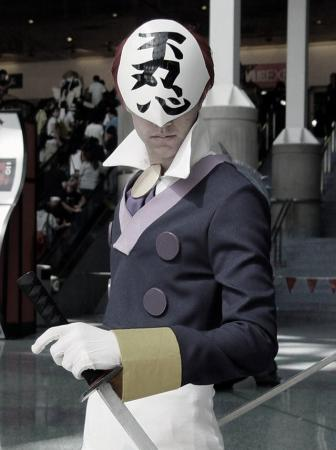 Emonzaemon from Katanagatari worn by rofltrain