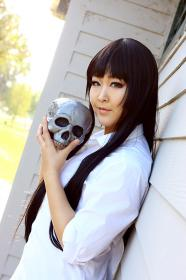 Sakurako Kujou from Beautiful Bones: Sakurako's Investigation worn by Crystalike