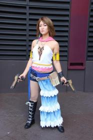 Yuna from Final Fantasy X-2 worn by Crystalike